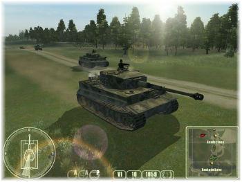 T34vsTiger