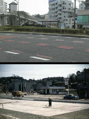 横須賀今昔写真